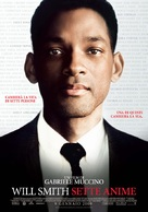 Seven Pounds - Italian Movie Poster (xs thumbnail)