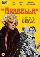 Arabella - British DVD movie cover (xs thumbnail)