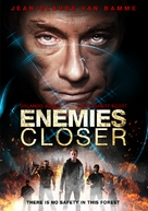 Enemies Closer - British Movie Cover (xs thumbnail)