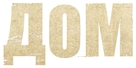 Dom - Russian Logo (xs thumbnail)