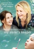 My Sister's Keeper - DVD movie cover (xs thumbnail)