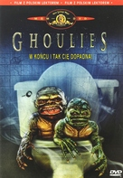 Ghoulies - Polish Movie Cover (xs thumbnail)