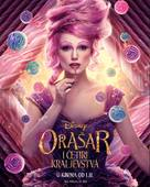 The Nutcracker and the Four Realms - Croatian Movie Poster (xs thumbnail)