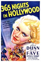 365 Nights in Hollywood - Movie Poster (xs thumbnail)