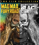Mad Max: Fury Road - Blu-Ray cover (xs thumbnail)