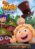 Maya the Bee: The Honey Games - Italian Movie Poster (xs thumbnail)