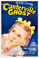 The Canterville Ghost - Australian Movie Poster (xs thumbnail)