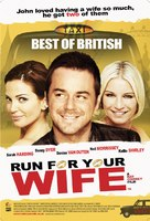 Run for Your Wife - British Movie Poster (xs thumbnail)