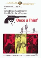 Once a Thief - DVD movie cover (xs thumbnail)