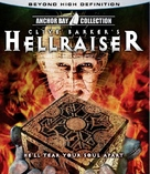 Hellraiser - Blu-Ray movie cover (xs thumbnail)