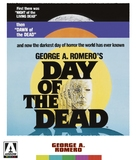 Day of the Dead - British Blu-Ray movie cover (xs thumbnail)