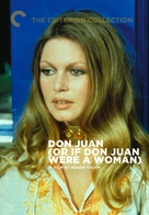 Don Juan ou Si Don Juan était une femme... - DVD cover (xs thumbnail)