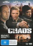 Chaos - Australian DVD cover (xs thumbnail)