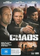 Chaos - Australian DVD movie cover (xs thumbnail)