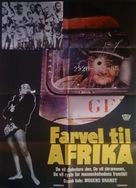 Africa addio - Danish Movie Poster (xs thumbnail)