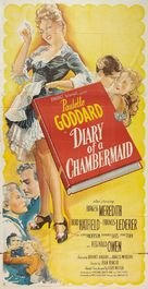 The Diary of a Chambermaid - Movie Poster (xs thumbnail)