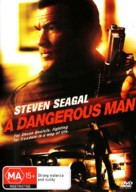 A Dangerous Man - Australian DVD movie cover (xs thumbnail)