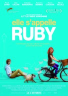 Ruby Sparks - French Movie Poster (xs thumbnail)