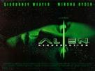 Alien: Resurrection - British Movie Poster (xs thumbnail)