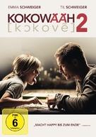 Kokowääh 2 - German DVD cover (xs thumbnail)
