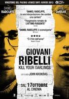 Kill Your Darlings - Italian Movie Poster (xs thumbnail)