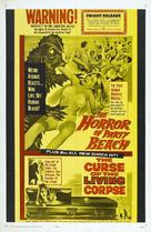 The Curse of the Living Corpse - Combo poster (xs thumbnail)