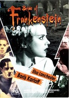 Bride of Frankenstein - Australian Movie Cover (xs thumbnail)