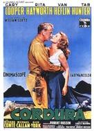 They Came to Cordura - Italian Movie Poster (xs thumbnail)