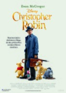 Christopher Robin - German Movie Poster (xs thumbnail)