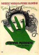 La symphonie pastorale - Polish Movie Poster (xs thumbnail)