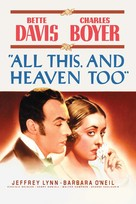All This, and Heaven Too - DVD movie cover (xs thumbnail)