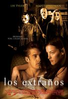 The Strangers - Mexican Movie Poster (xs thumbnail)