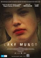Lake Mungo - Australian Movie Poster (xs thumbnail)
