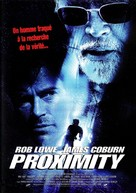 Proximity - French Movie Cover (xs thumbnail)
