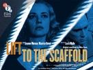 Ascenseur pour l'échafaud - British Movie Poster (xs thumbnail)