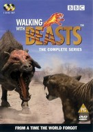 """""""Walking with Beasts"""" - British DVD movie cover (xs thumbnail)"""