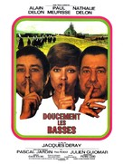 Doucement les basses - French Movie Poster (xs thumbnail)