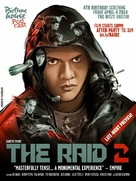 The Raid 2: Berandal - poster (xs thumbnail)