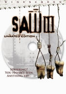Saw III - DVD cover (xs thumbnail)