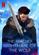 The Witcher: Nightmare of the Wolf - Movie Cover (xs thumbnail)