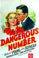 Dangerous Number - Movie Poster (xs thumbnail)