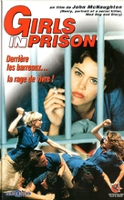 Girls in Prison - French DVD cover (xs thumbnail)