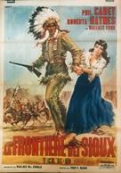 The Nebraskan - Italian Movie Poster (xs thumbnail)