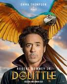 Dolittle - Mexican Movie Poster (xs thumbnail)