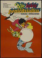 Nie lubie poniedzialku - Polish Movie Poster (xs thumbnail)