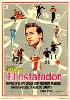 Mattatore, Il - Spanish Movie Poster (xs thumbnail)
