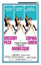 Arabesque - poster (xs thumbnail)