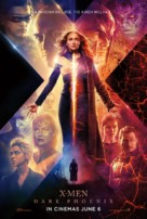 Dark Phoenix - Singaporean Movie Poster (xs thumbnail)