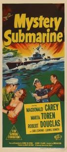 Mystery Submarine - Australian Movie Poster (xs thumbnail)