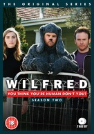 """""""Wilfred"""" - British DVD movie cover (xs thumbnail)"""
